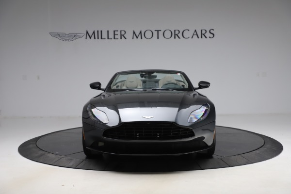 New 2021 Aston Martin DB11 Volante Convertible for sale $270,386 at Rolls-Royce Motor Cars Greenwich in Greenwich CT 06830 10