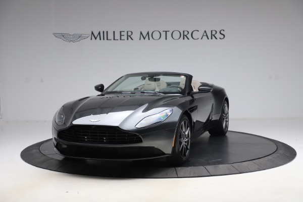 New 2021 Aston Martin DB11 Volante Convertible for sale $270,386 at Rolls-Royce Motor Cars Greenwich in Greenwich CT 06830 11