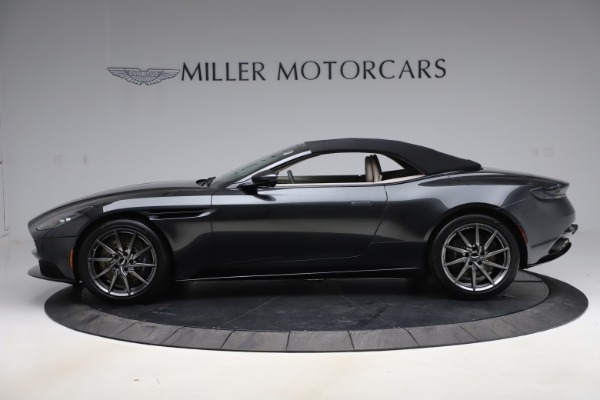 New 2021 Aston Martin DB11 Volante Convertible for sale $270,386 at Rolls-Royce Motor Cars Greenwich in Greenwich CT 06830 12