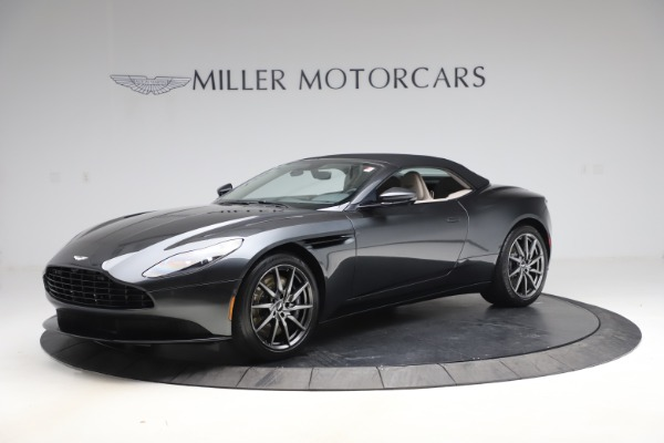 New 2021 Aston Martin DB11 Volante Convertible for sale $270,386 at Rolls-Royce Motor Cars Greenwich in Greenwich CT 06830 13
