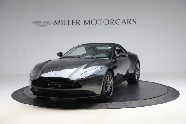 New 2021 Aston Martin DB11 Volante for sale Sold at Rolls-Royce Motor Cars Greenwich in Greenwich CT 06830 14