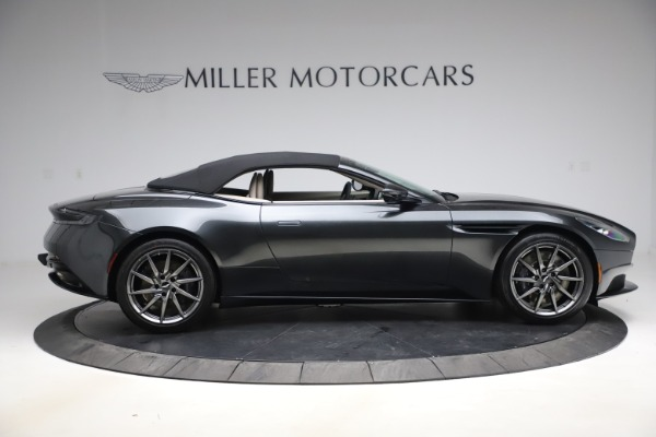 New 2021 Aston Martin DB11 Volante Convertible for sale $270,386 at Rolls-Royce Motor Cars Greenwich in Greenwich CT 06830 15