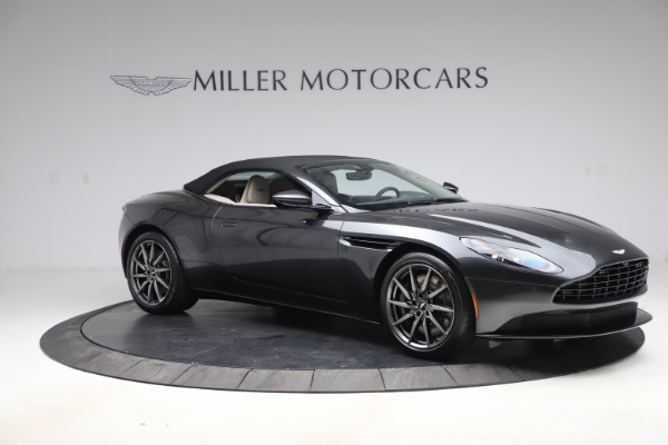 New 2021 Aston Martin DB11 Volante Convertible for sale $270,386 at Rolls-Royce Motor Cars Greenwich in Greenwich CT 06830 16