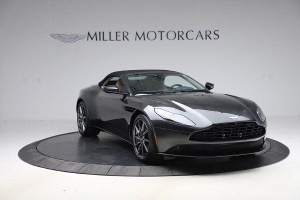 New 2021 Aston Martin DB11 Volante for sale Sold at Rolls-Royce Motor Cars Greenwich in Greenwich CT 06830 17