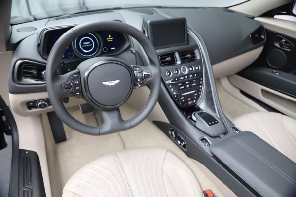 New 2021 Aston Martin DB11 Volante Convertible for sale $270,386 at Rolls-Royce Motor Cars Greenwich in Greenwich CT 06830 19