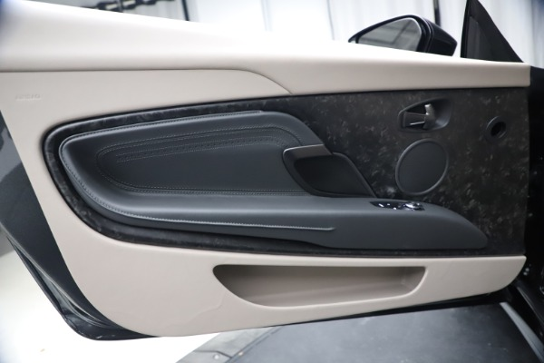 New 2021 Aston Martin DB11 Volante Convertible for sale $270,386 at Rolls-Royce Motor Cars Greenwich in Greenwich CT 06830 22