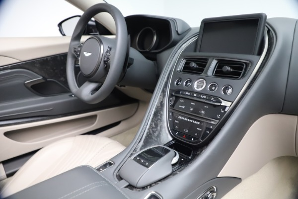 New 2021 Aston Martin DB11 Volante Convertible for sale $270,386 at Rolls-Royce Motor Cars Greenwich in Greenwich CT 06830 23