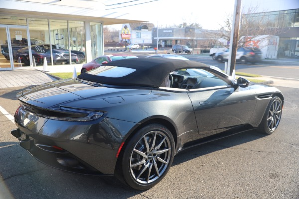 New 2021 Aston Martin DB11 Volante Convertible for sale $270,386 at Rolls-Royce Motor Cars Greenwich in Greenwich CT 06830 28