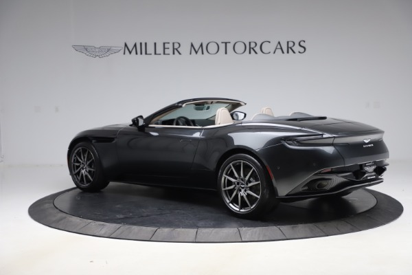 New 2021 Aston Martin DB11 Volante Convertible for sale $270,386 at Rolls-Royce Motor Cars Greenwich in Greenwich CT 06830 3