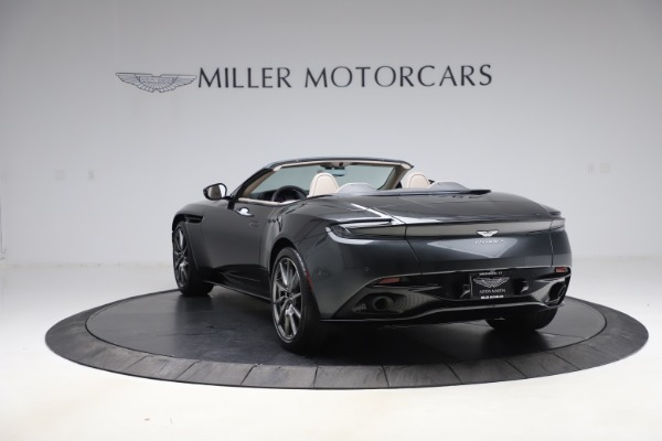 New 2021 Aston Martin DB11 Volante Convertible for sale $270,386 at Rolls-Royce Motor Cars Greenwich in Greenwich CT 06830 4