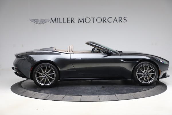 New 2021 Aston Martin DB11 Volante Convertible for sale $270,386 at Rolls-Royce Motor Cars Greenwich in Greenwich CT 06830 7