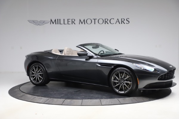New 2021 Aston Martin DB11 Volante Convertible for sale $270,386 at Rolls-Royce Motor Cars Greenwich in Greenwich CT 06830 8