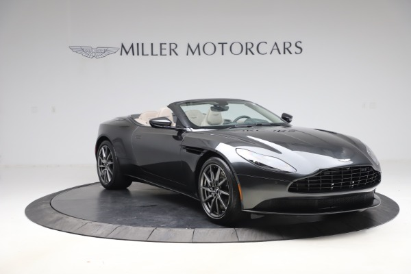 New 2021 Aston Martin DB11 Volante Convertible for sale $270,386 at Rolls-Royce Motor Cars Greenwich in Greenwich CT 06830 9
