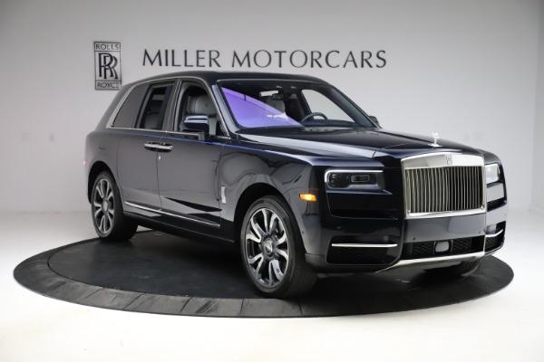 Used 2019 Rolls-Royce Cullinan for sale $349,900 at Rolls-Royce Motor Cars Greenwich in Greenwich CT 06830 12