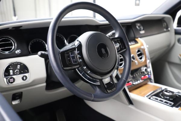 Used 2019 Rolls-Royce Cullinan for sale $349,900 at Rolls-Royce Motor Cars Greenwich in Greenwich CT 06830 13