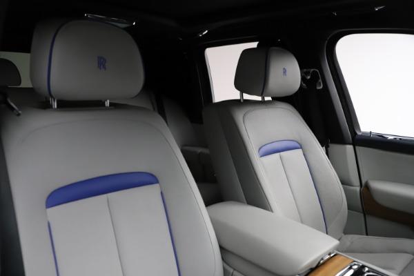 Used 2019 Rolls-Royce Cullinan for sale $349,900 at Rolls-Royce Motor Cars Greenwich in Greenwich CT 06830 16