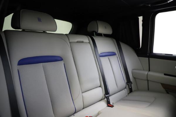 Used 2019 Rolls-Royce Cullinan for sale $349,900 at Rolls-Royce Motor Cars Greenwich in Greenwich CT 06830 17