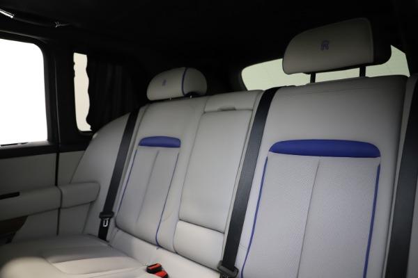 Used 2019 Rolls-Royce Cullinan for sale $349,900 at Rolls-Royce Motor Cars Greenwich in Greenwich CT 06830 18