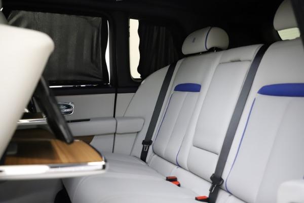 Used 2019 Rolls-Royce Cullinan for sale $349,900 at Rolls-Royce Motor Cars Greenwich in Greenwich CT 06830 25