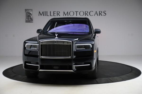Used 2019 Rolls-Royce Cullinan for sale $349,900 at Rolls-Royce Motor Cars Greenwich in Greenwich CT 06830 3
