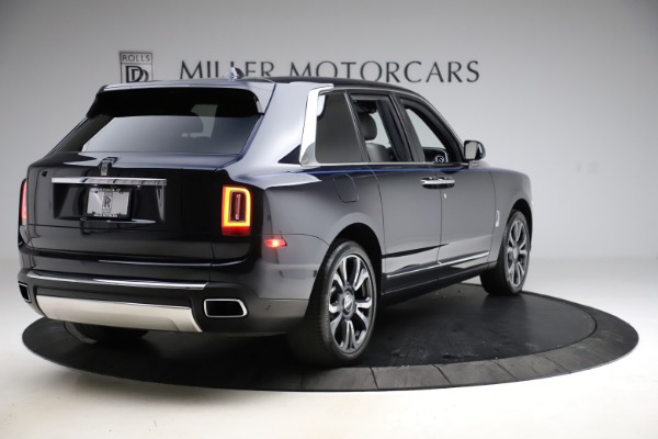 Used 2019 Rolls-Royce Cullinan for sale $349,900 at Rolls-Royce Motor Cars Greenwich in Greenwich CT 06830 9