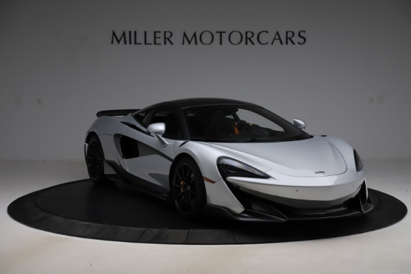 Used 2019 McLaren 600LT for sale Sold at Rolls-Royce Motor Cars Greenwich in Greenwich CT 06830 10