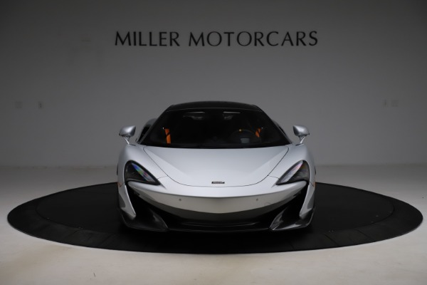 Used 2019 McLaren 600LT for sale Sold at Rolls-Royce Motor Cars Greenwich in Greenwich CT 06830 11