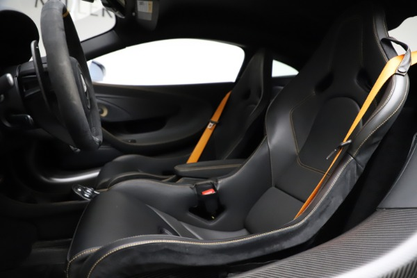 Used 2019 McLaren 600LT for sale Sold at Rolls-Royce Motor Cars Greenwich in Greenwich CT 06830 15