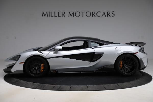 Used 2019 McLaren 600LT for sale Sold at Rolls-Royce Motor Cars Greenwich in Greenwich CT 06830 2