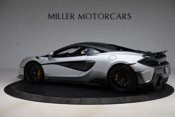 Used 2019 McLaren 600LT for sale Sold at Rolls-Royce Motor Cars Greenwich in Greenwich CT 06830 3