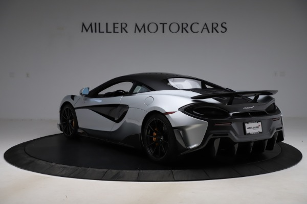 Used 2019 McLaren 600LT for sale Sold at Rolls-Royce Motor Cars Greenwich in Greenwich CT 06830 4