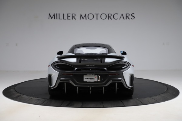 Used 2019 McLaren 600LT for sale Sold at Rolls-Royce Motor Cars Greenwich in Greenwich CT 06830 5