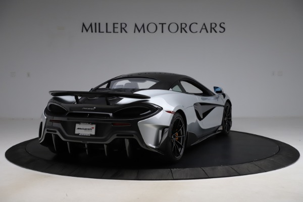 Used 2019 McLaren 600LT for sale Sold at Rolls-Royce Motor Cars Greenwich in Greenwich CT 06830 6