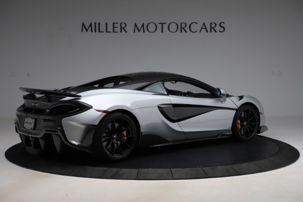 Used 2019 McLaren 600LT for sale Sold at Rolls-Royce Motor Cars Greenwich in Greenwich CT 06830 7