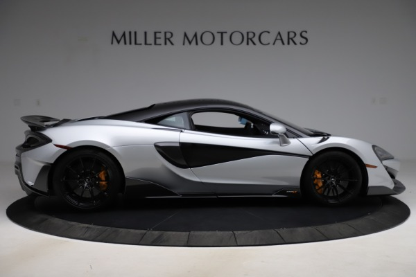 Used 2019 McLaren 600LT for sale Sold at Rolls-Royce Motor Cars Greenwich in Greenwich CT 06830 8