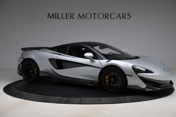 Used 2019 McLaren 600LT for sale Sold at Rolls-Royce Motor Cars Greenwich in Greenwich CT 06830 9