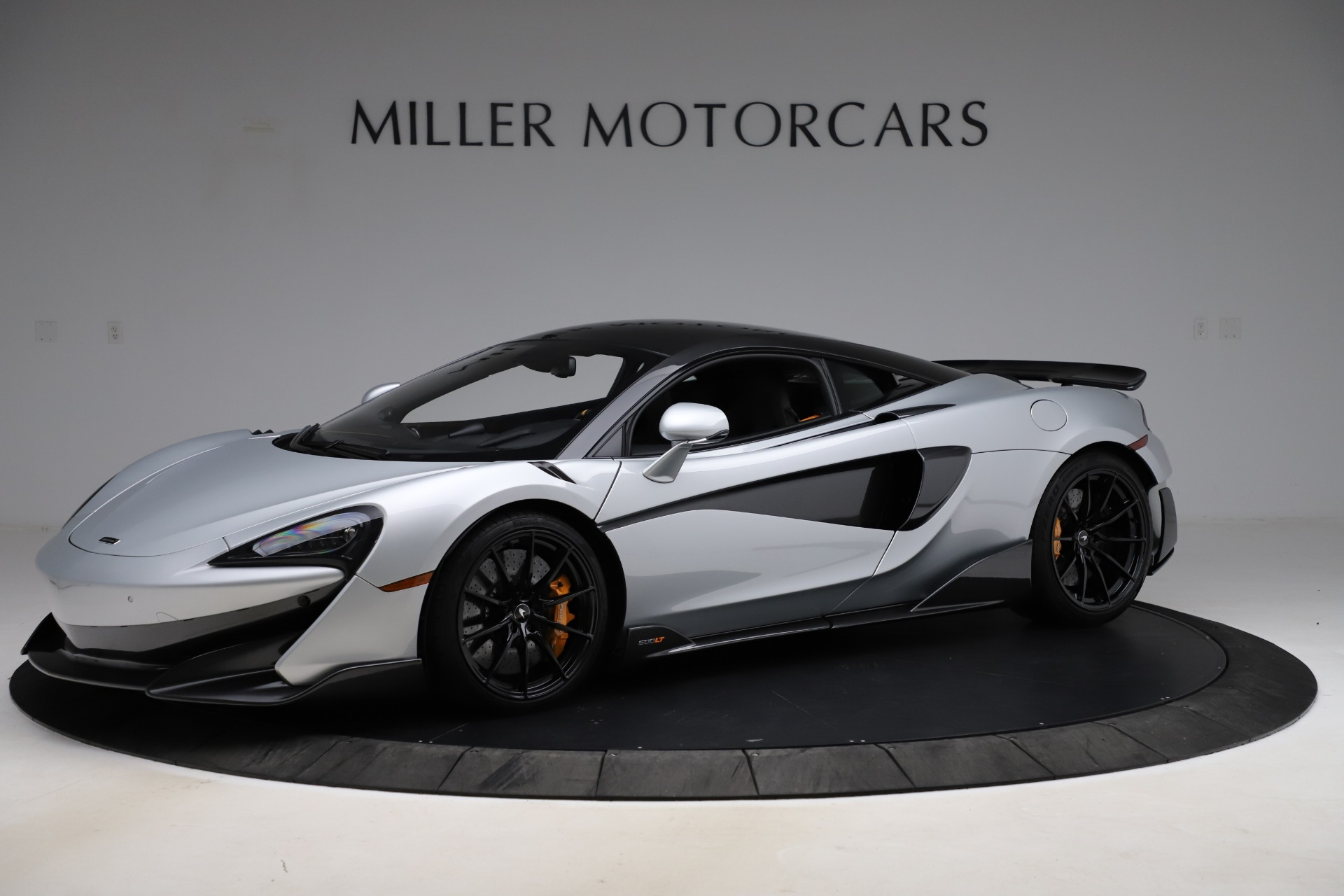 Used 2019 McLaren 600LT for sale Sold at Rolls-Royce Motor Cars Greenwich in Greenwich CT 06830 1