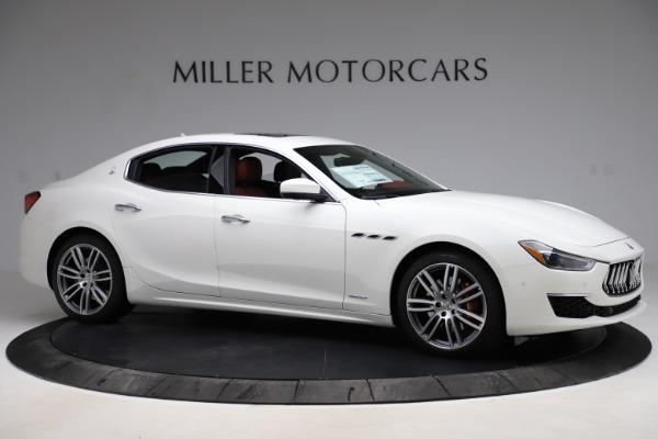 New 2021 Maserati Ghibli S Q4 GranLusso for sale $95,835 at Rolls-Royce Motor Cars Greenwich in Greenwich CT 06830 10