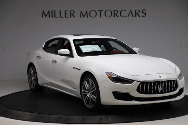 New 2021 Maserati Ghibli S Q4 GranLusso for sale $95,835 at Rolls-Royce Motor Cars Greenwich in Greenwich CT 06830 11