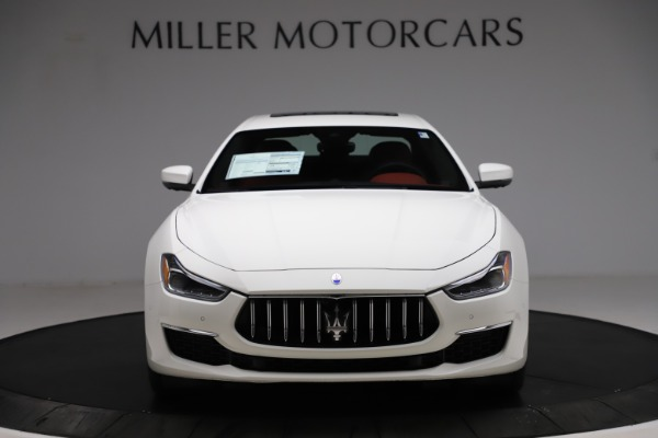 New 2021 Maserati Ghibli S Q4 GranLusso for sale $95,835 at Rolls-Royce Motor Cars Greenwich in Greenwich CT 06830 12