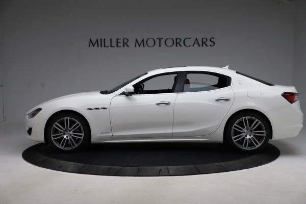 New 2021 Maserati Ghibli S Q4 GranLusso for sale $95,835 at Rolls-Royce Motor Cars Greenwich in Greenwich CT 06830 3