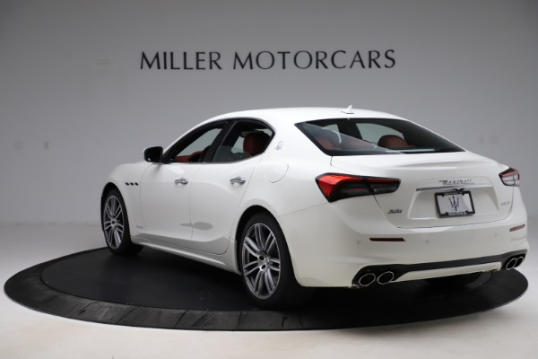 New 2021 Maserati Ghibli S Q4 GranLusso for sale $95,835 at Rolls-Royce Motor Cars Greenwich in Greenwich CT 06830 5
