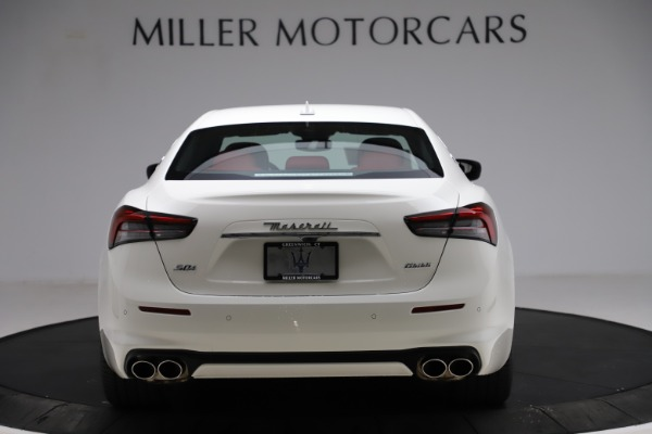 New 2021 Maserati Ghibli S Q4 GranLusso for sale $95,835 at Rolls-Royce Motor Cars Greenwich in Greenwich CT 06830 6