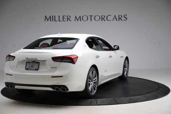New 2021 Maserati Ghibli S Q4 GranLusso for sale $95,835 at Rolls-Royce Motor Cars Greenwich in Greenwich CT 06830 7