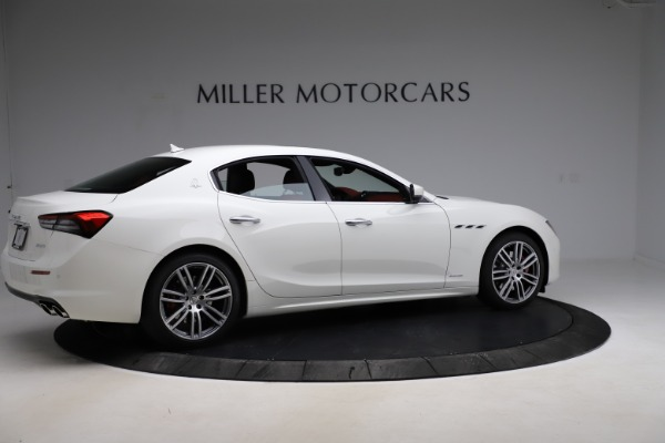 New 2021 Maserati Ghibli S Q4 GranLusso for sale $95,835 at Rolls-Royce Motor Cars Greenwich in Greenwich CT 06830 8