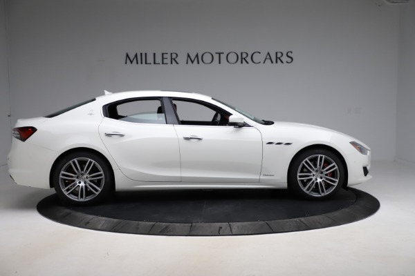 New 2021 Maserati Ghibli S Q4 GranLusso for sale $95,835 at Rolls-Royce Motor Cars Greenwich in Greenwich CT 06830 9