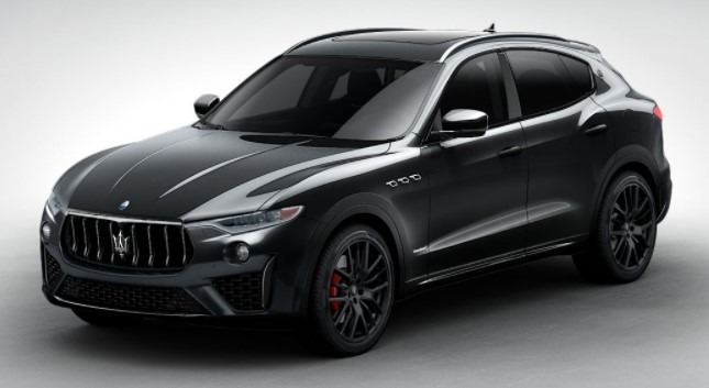 New 2021 Maserati Levante S Q4 GranSport for sale $106,935 at Rolls-Royce Motor Cars Greenwich in Greenwich CT 06830 1