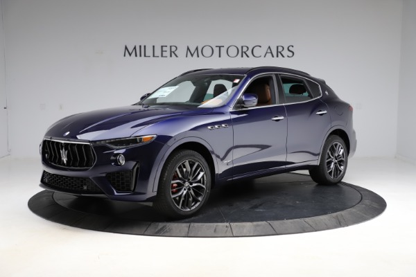 New 2021 Maserati Levante Q4 GranSport for sale $87,985 at Rolls-Royce Motor Cars Greenwich in Greenwich CT 06830 2