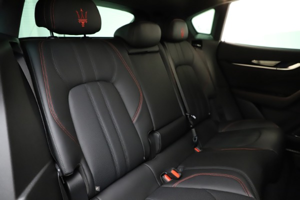 New 2021 Maserati Levante Q4 GranSport for sale $92,485 at Rolls-Royce Motor Cars Greenwich in Greenwich CT 06830 25