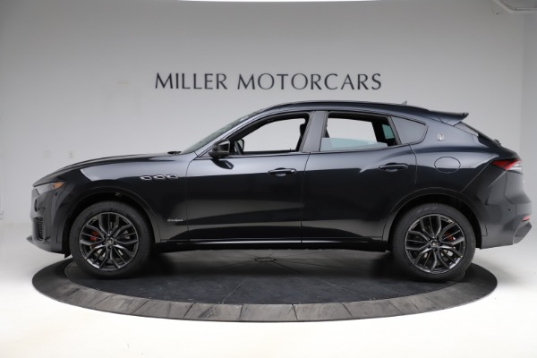 New 2021 Maserati Levante Q4 GranSport for sale $92,485 at Rolls-Royce Motor Cars Greenwich in Greenwich CT 06830 3